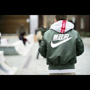 Nike Airforce Tokyo Anarchy Bomber